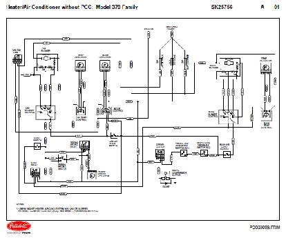 04 2005 peterbilt 379 family hvac wiring diagrams w w o pcc