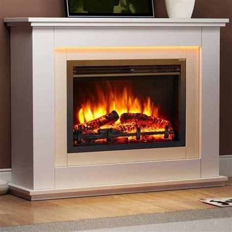 Electric Fireplace Suite Castleton Electric Fireplace Suite Endeavour Fires And Fireplaces