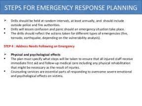 osha emergency plan template osha emergency response plan