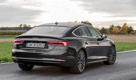 2019 Audi A5 by 2019 Audi A5 Sportback Review Specs 2019 New Car Models