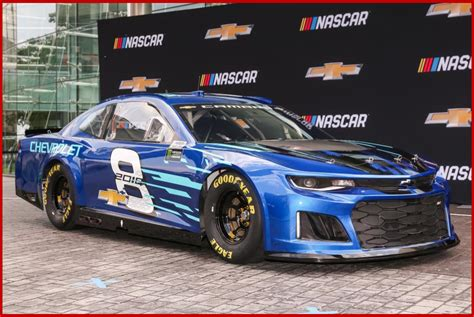 2018 chevrolet nascar model 2018 camaro zl1 nascar cup race car autoinformed