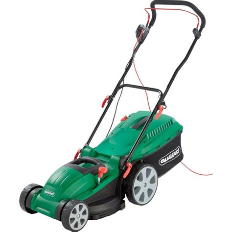 qualcast motor mowers qualcast 1800w electric rotary lawn mower 40cm