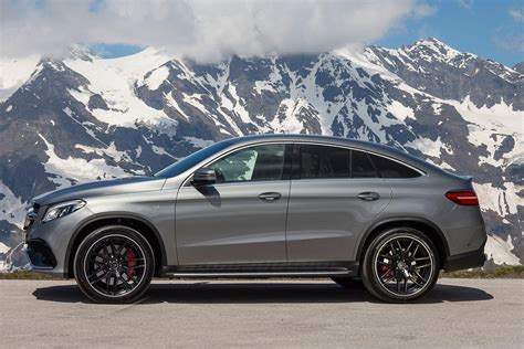 Mercedes Gle Coupe 2016 by 2016 Mercedes Amg Gle 63 S Coupe Drive Digital Trends
