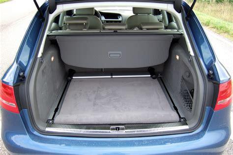 Kofferraumvolumen Audi A4 Avant by Kofferraum Noch Ein Sch 246 Ner Kombi Probefahrt Im Audi