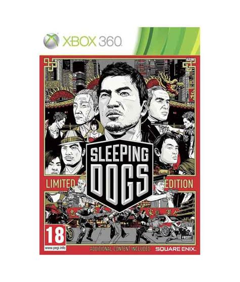 sleeping dogs xbox 360 buy sleeping dogs xbox 360 at best price in india snapdeal