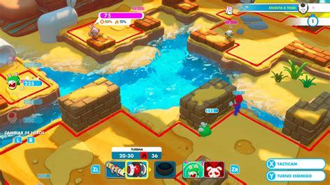 Murah Mario Rabbids Kingdom Battle Nintendo Switch videojuego switch mario rabbids kingdom battle alkosto