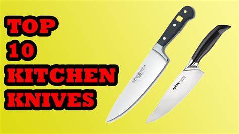 best kitchen knives 2018 top 10 kitchen knives in 2018