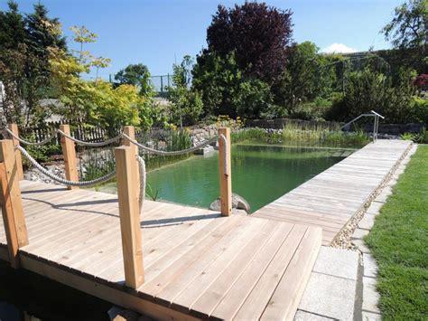 Naturpool Bausatz by Schwimmteich Basic Gartengestaltung Zangl