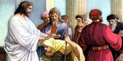imagenes de jesus leyendo en la sinagoga 171 pero el jefe de la sinagoga indignado de que jes 250 s