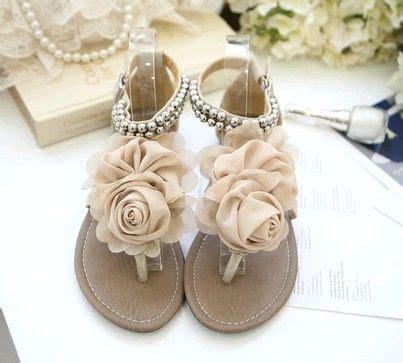 chagne sandals wedding 25 best ideas about diy shoe on