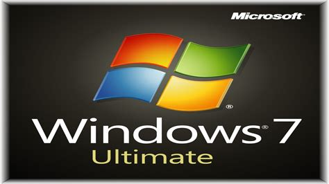 Microsoft Windows 7 Ultimate microsoft windows 7 ultimate 64 bit oem en photos