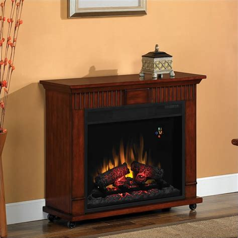Standing Fireplace by Classic Chimney Free Standing Electric Fireplace Ebay