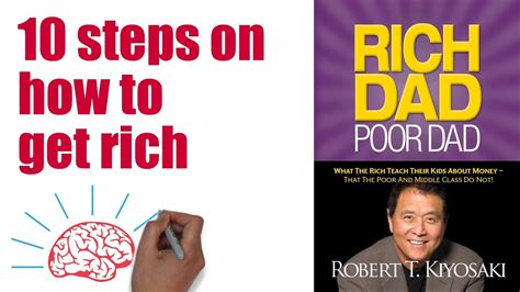 rich dad poor dad 1612680178 how to get rich rich dad poor dad by robert kiyosaki animated book summary youtube