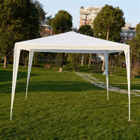 backyard canopy tent 10 x10 canopy party wedding tent heavy duty gazebo