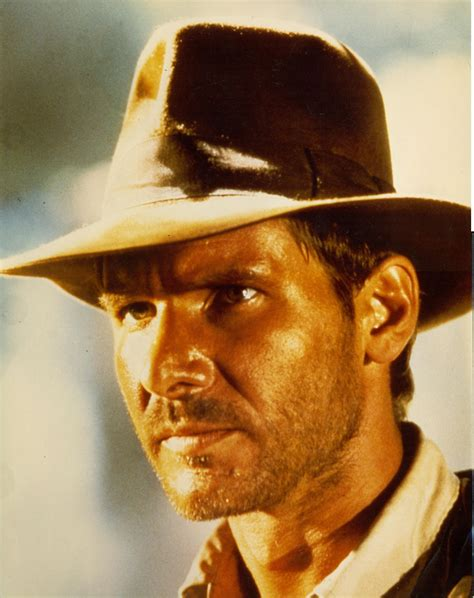 Harrison Ford Is Back As Indiana Jones And More by Harrison Ford As Indiana Jones Indiana Jones Photo