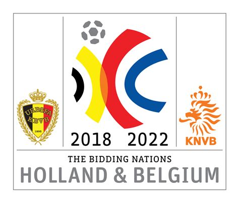 the story of the world cup 2018 books file belgium netherlands 2018 fifa world cup bid logo svg