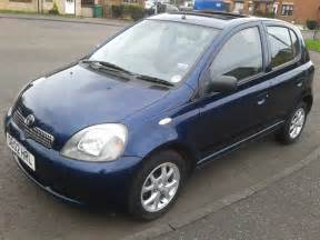 Toyota Yaris 1996 Toyota Yaris 1 3 2002 Technical Specifications Of Cars