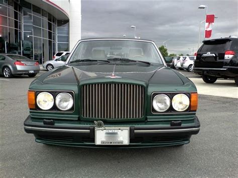 1989 bentley turbo r for sale 1989 bentley turbo r bramhall classic autos