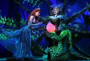 the little mermaid disney musical wiki fandom powered