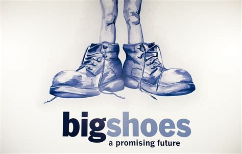 big shoes filling big shoes for children in south africa stephen