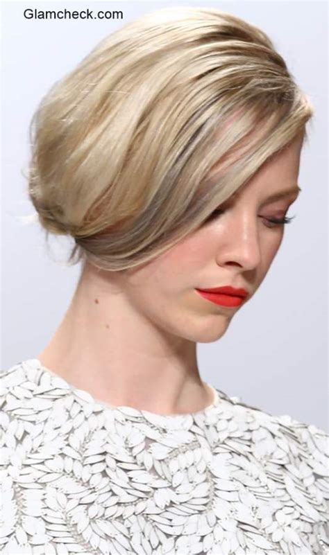 Low Side Bun Hairstyles by Low Side Bun Hairstyle Hairstyle Gallery