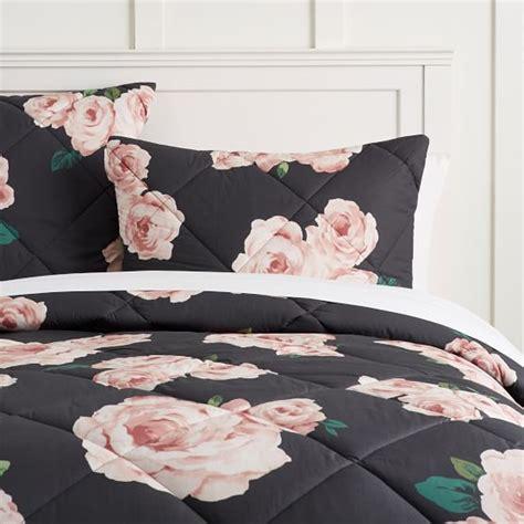 sleep safe standard pillow encasement 50x75 cm bed bug the emily meritt bed of roses comforter sham black
