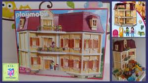playmobil haus 5302 playmobil 5302 dollhouse grande mansion unboxing lots of