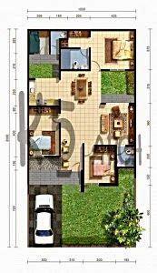 design interior rumah type 45 72 http inrumahminimalis com denah rumah minimalis