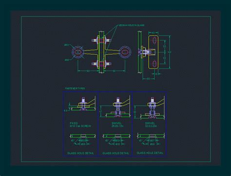 detail  spiders dwg detail  autocad designs cad