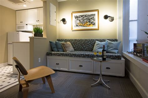 the living room providence ri america s oldest shopping mall is now micro apartments business insider