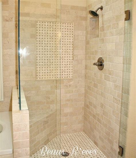 basketweave tile bathroom bathroom shower travertine subway basket weave