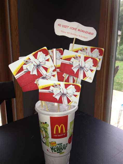 Mcdonald Gift Cards - pinterest the world s catalog of ideas