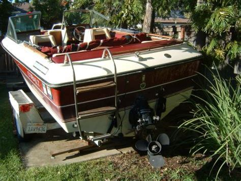cobalt boats for sale sacramento 1983 18 foot cobalt open bow sky boat small boat for sale
