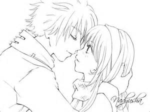Anime Couples Coloring Pages best anime coloring pages projects to try coloring my character and