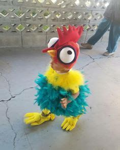 moana boat halloween hei hei from moana and his little boat chicken costume