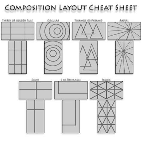 composition layout art nick zuccarello s art blogspot composition layout cheat sheet