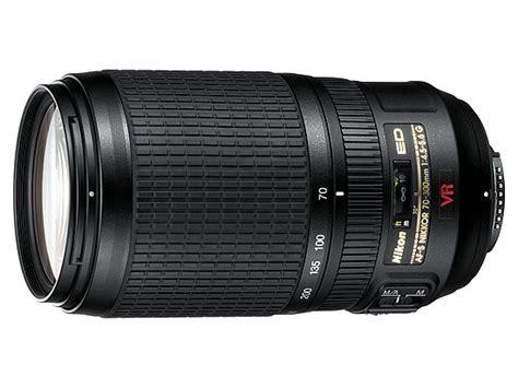 nikon 70 300mm vr lens ed if af s vr ii zoom nikkor lens microglobe uk