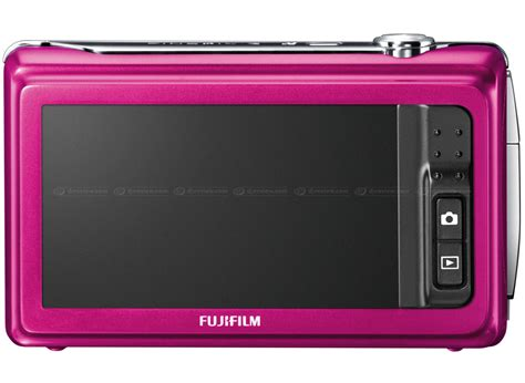 Fujifilm Finepix Z5m Ultracompact Digicam In Pink by Fujifilm Debuts Z90 Ultra Compact With Touch Screen Lcd