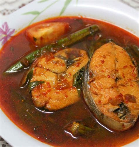 Minyak Ikan Tenggiri resepi asam pedas ikan tenggiri resepi dapur malaysia