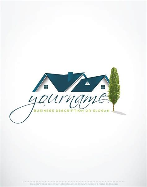 Real Estate Logo Templates 25 best ideas about house logos on real