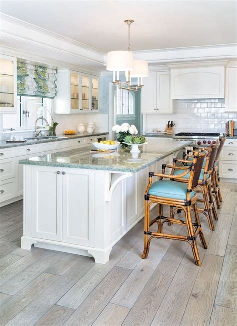 beach kitchen ideas 31 hardwood flooring ideas with pros and cons digsdigs