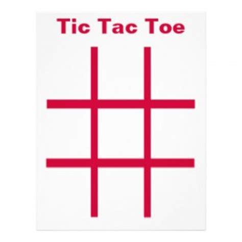 Tic Tac Toe Quotes Quotesgram Free Tic Tac Toe Template