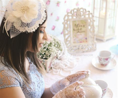 What To Wear To An Afternoon Bridal Shower by Alia S Afternoon Tea Bridal Shower Time2partay