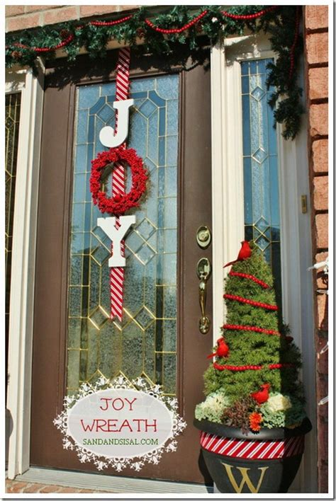 diy door ornaments 20 creative diy door decoration ideas noted list