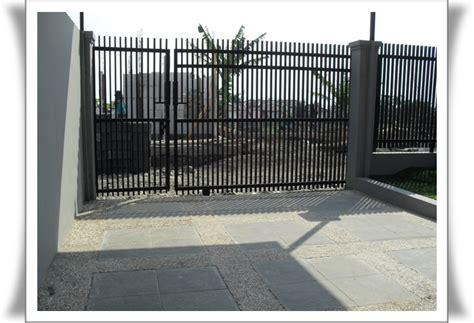 Fhasion Pagar 2 gambar pagar rumah modern