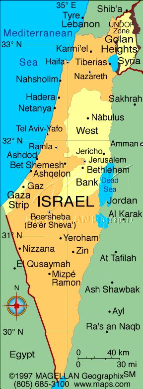 israel map today bill s bible basics map resources