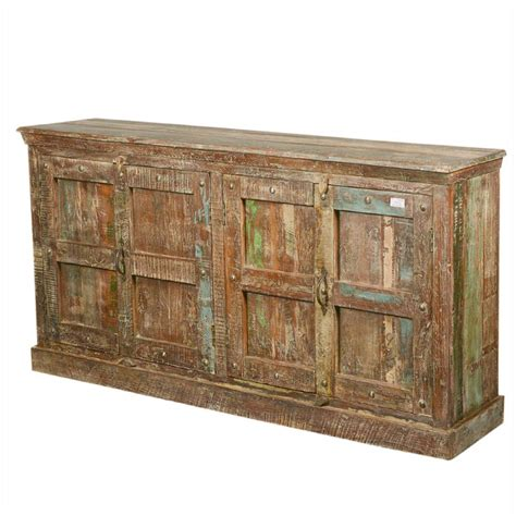 buffet sideboard cabinet new memories reclaimed wood buffet sideboard cabinet