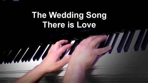 Wedding Song Instrumental by The Wedding Song Instrumental