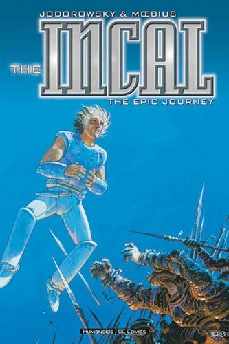 libro the incal the epic journey di alexandro jodorowsky