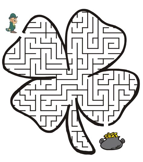 Free Printable St Day Coloring Pages st s day coloring pages and activities for